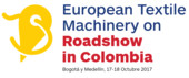 European Textile Machinery Roadshow in Columbia